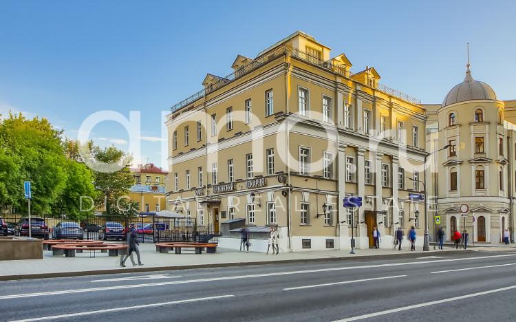 Поиск офисных помещений Крестовоздвиженский переулок снять место под офис Академика Павлова улица